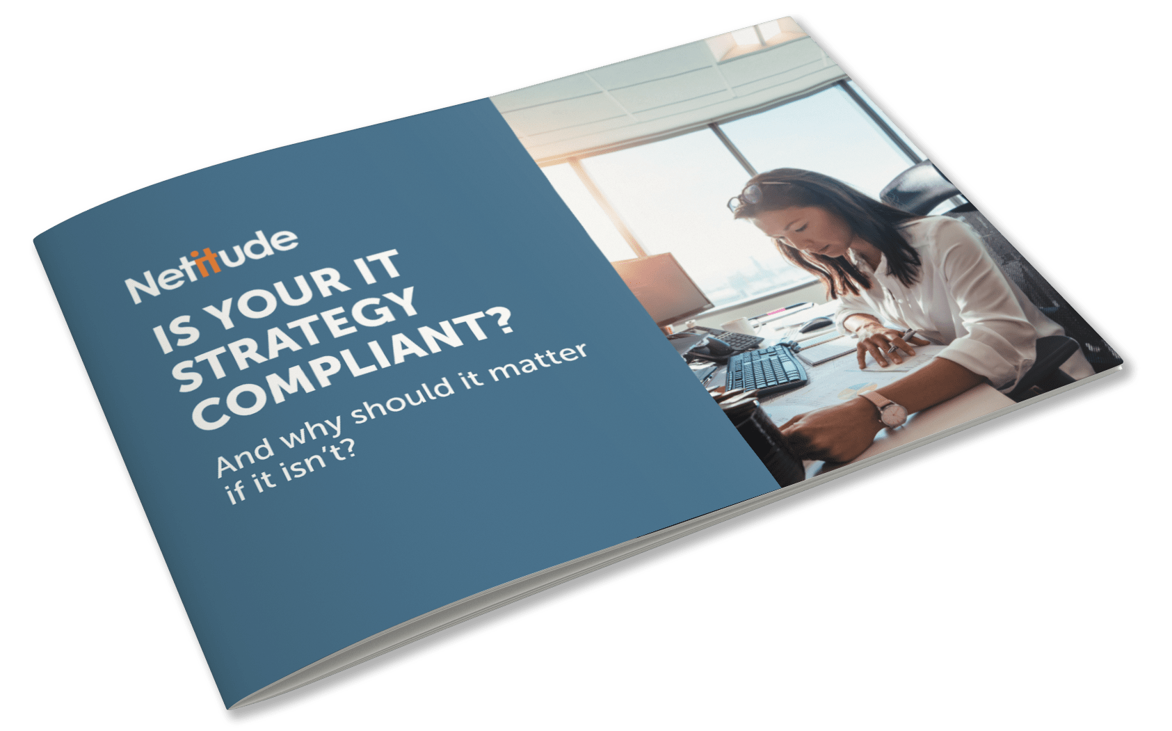Is your IT strategy compliant? Guide cover