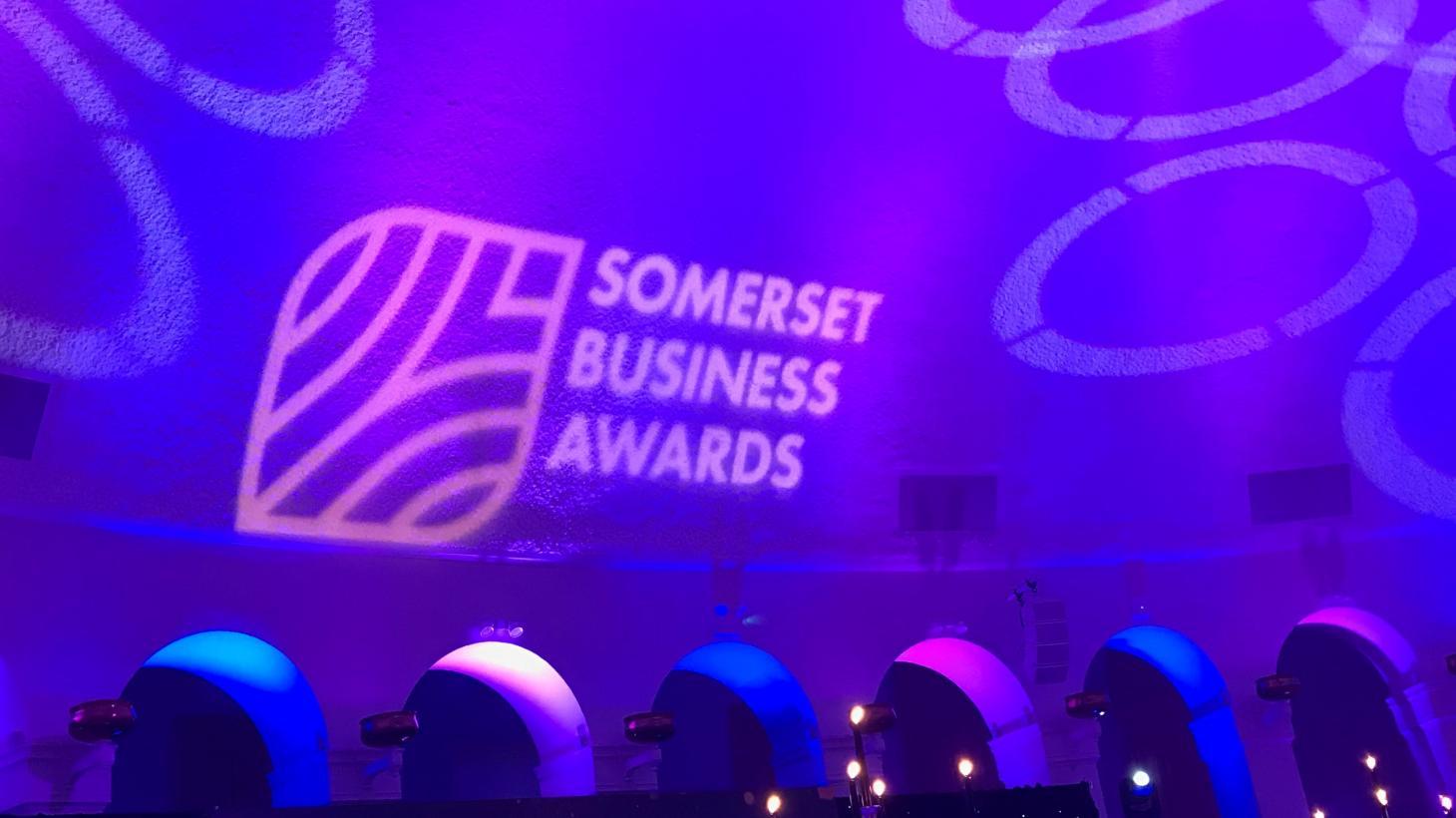 Somerset Business Awards logo