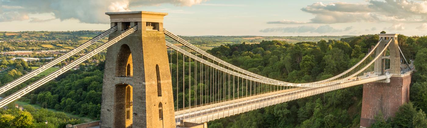 Bristol suspention bridge