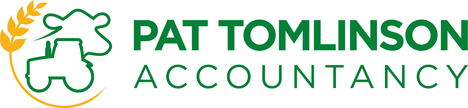 Pat Tomlinson Accountancy Logo